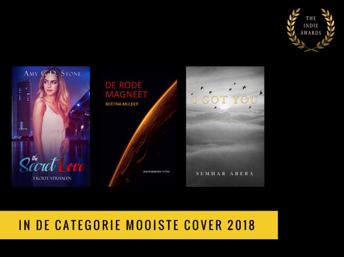 Shortlist Mooiste Cover 2018