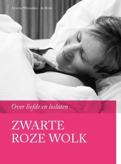 Arianne Wennekes - de Bruin - Zwarte roze wolk
